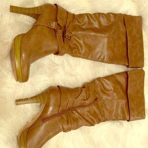 Beautiful boot brown